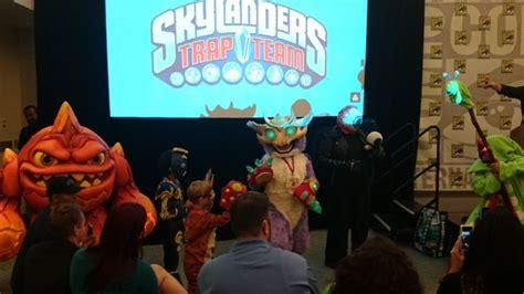 Kaos Sdcc sdcc 2014 skylanders invades comic con reactor