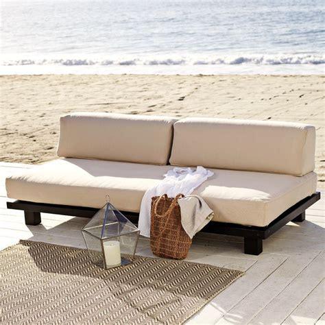 tillary outdoor sofa review tillary outdoor sofa west elm eventual sunroom