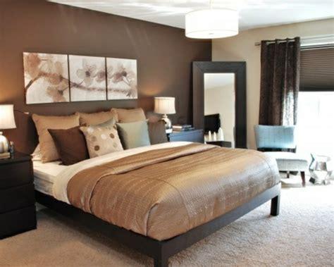 schlafzimmer in braunt nen wandfarben in braunt 246 nen w 228 rme und gem 252 tlichkeit
