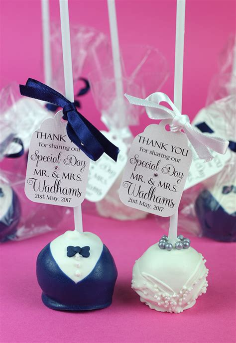 Wedding Cake Pops by Wedding Cake Pops Cakey Goodness