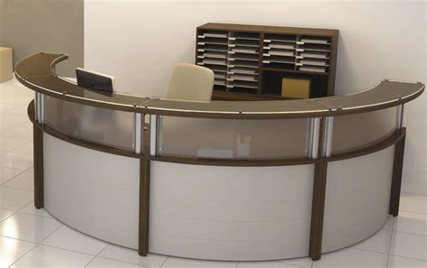 Used Office Reception Desk Reception Desks Loveland Colorado New Used Office Furniture