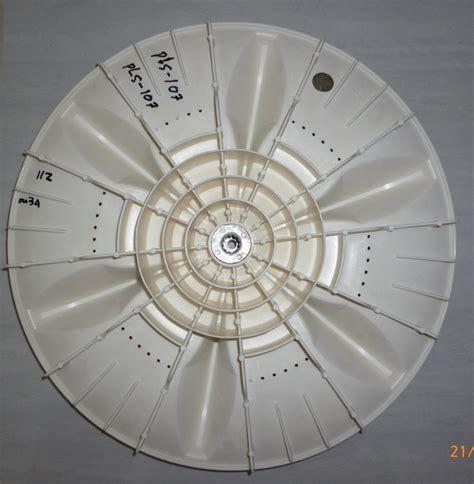 Pully Stator Mesin Cuci pully stator 11z dia 34cm putih wpst 050 as gigi 11 untuk