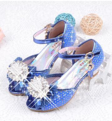 the new children s high heels sandals 6 7 8 9 10
