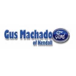 Machado Ford Gus Machado Ford Of Kendall In Miami Fl 33157 Citysearch