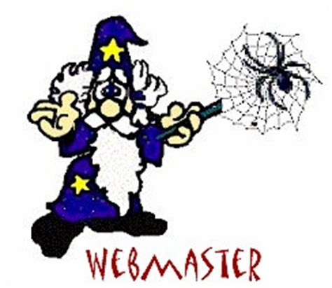 Webmaster by Webmaster