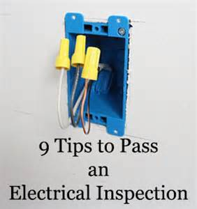 electrical home inspection our home from scratch