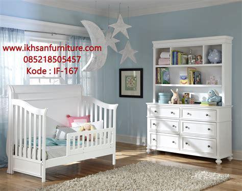 Tempat Tidur Bayi Dari Kayu tempat tidur bayi kayu minimalis harga tempat tidur bayi