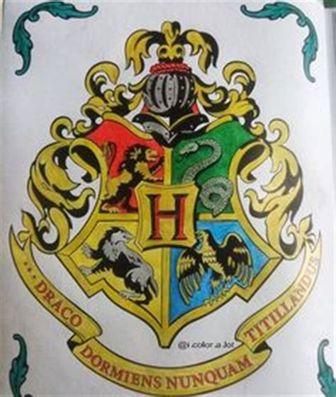 harry potter coloring book finished this is a really cool harry potter coloring book
