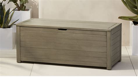 salento storage bench   CB2