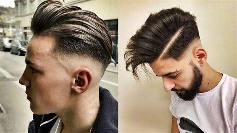 cortes de cabello caballero 2016 cortes para hombre 2018 peinados para hombre 2018 youtube
