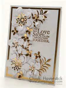 what to put in a wedding card 1000 images about botanical blooms stin up on
