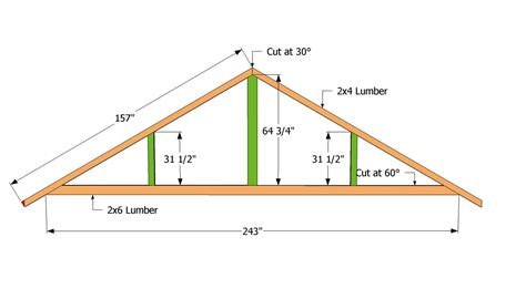 carport plans free free garden plans how to build carport trusses plans cabin buildings pinterest