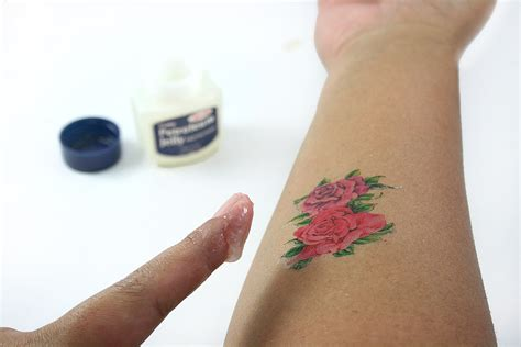 how to make a temporary tattoo last longer how to make a temporary last longer 11 easy steps