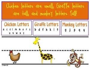 Letter Chicken Chicken Monkey Giraffe Letters Search