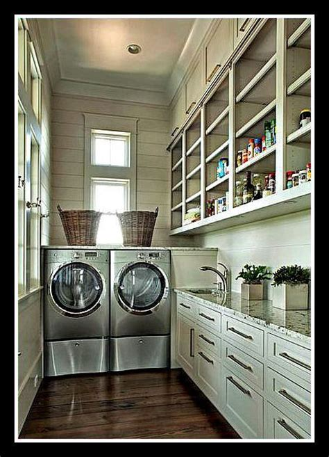 pass double duty laundry room designs for small spaces 12 best images about pantry laundry combos on pinterest