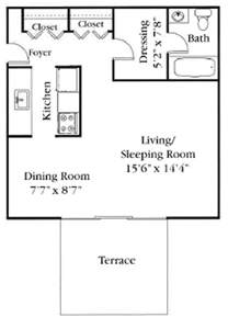 400 Sq Ft Apartment Floor Plan by 400 Sq Ft Efficiency Apartment Floor Plans Joy Studio