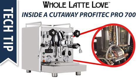 espresso maker how it works how it works deep inside a cutaway profitec pro espress