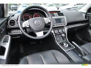 2010 mazda mazda6 s grand touring sedan interior color