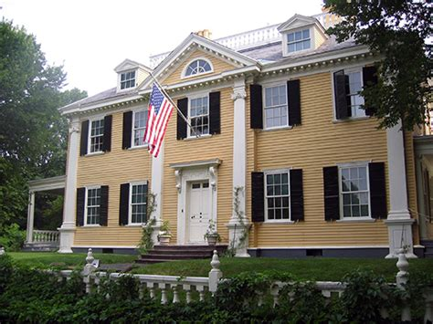 henry wadsworth longfellow house george and henry slept here bu today boston university