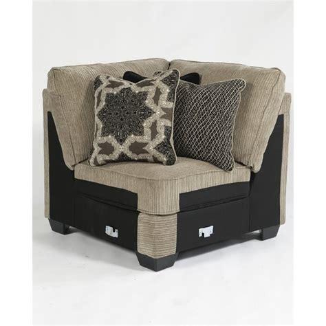 Furniture Katisha by Furniture Katisha 5 Fabric Sectional In