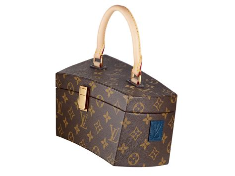 News Reworks The Classics For Louis Vuitton by Louis Vuitton Icons And Iconoclasts Karl Lagerfeld