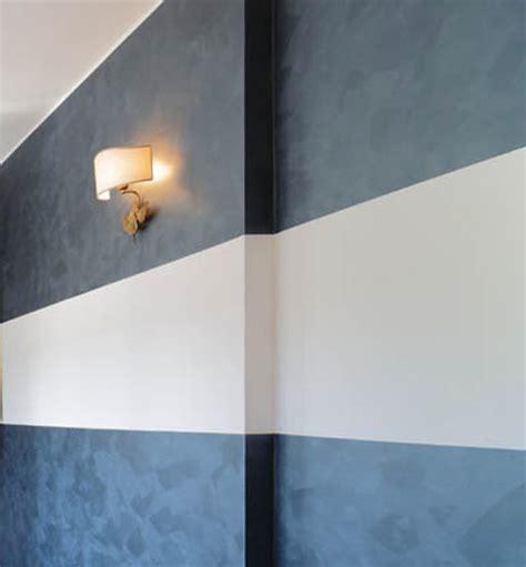 Muro A Righe Verticali by Interior Relooking La Parete A Righe