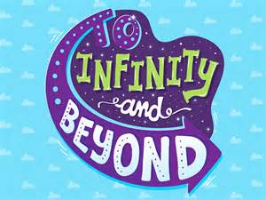 To Infinity And Beyond To Infinity And Beyond By Risa Rodil Dribbble