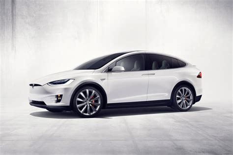 Tesla News Model X New Tesla Model X Suv Photos Details