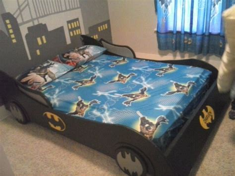 batmobile bed batmobile tout petits and lits on pinterest