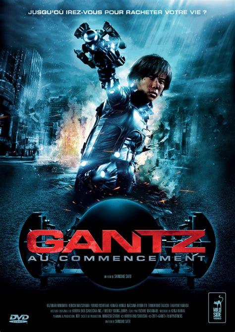 film qui rame gantz le film en dvd blu ray manga tv la