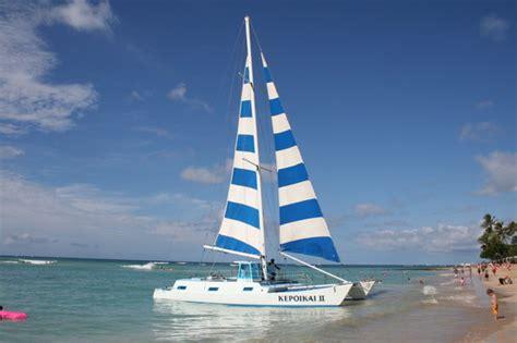 catamaran kepoikai kepoikai ii picture of catamaran kepoikai ii honolulu