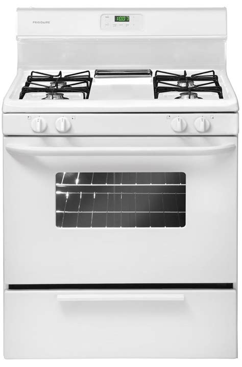 Broil And Serve Drawer by Frigidaire 30 Quot Freestanding Gas Range With 4 Open Burners