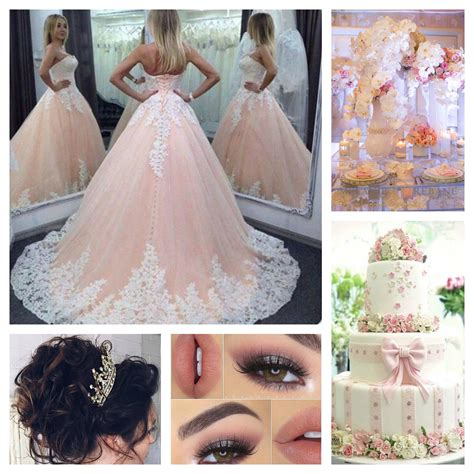 rose themed quince quince theme decorations quinceanera ideas blush pink
