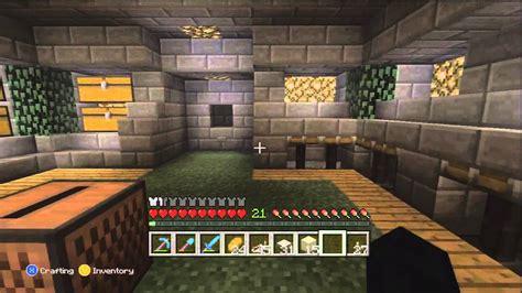 how to make a underground room minecraft lp episode 16 underground storage room wiring