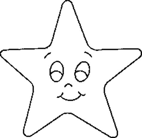 coloring page of a star star coloring pages only coloring pages