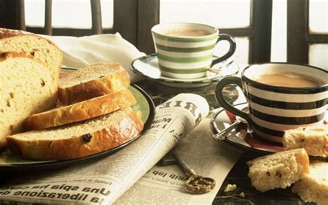 coffee breakfast wallpaper morning meal in english wallpapers and images wallpapers