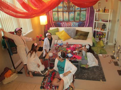 spa party ideas for girls hippojoys blog super chic kid birthday party ideas hippojoys blog image loversiq