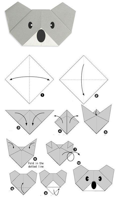 Basic Paper Folding - best 25 simple origami for ideas on