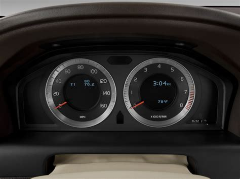 automotive service manuals 2013 volvo c70 instrument cluster image 2011 volvo xc60 fwd 4 door 3 2l instrument cluster size 1024 x 768 type gif posted