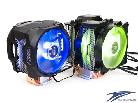 Cooler Master Master Air Ma610p test cooler master masterair ma610p und ma620p hardware