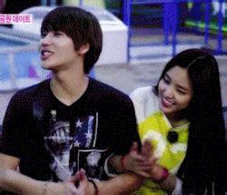 dramacool we got married taeun gifs wgm taeun couple episode 20 1 apink shinee taemin