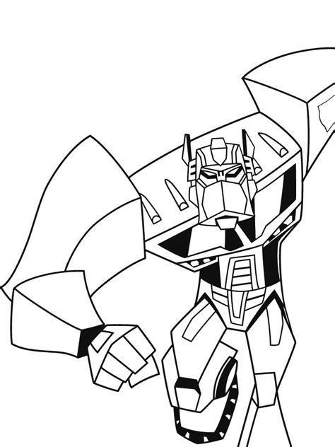 11 dessins de coloriage Transformers Starscream à imprimer