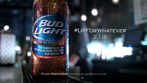 Bud Light For Whatever by Bud Light S Xlix Commercial Teaser Bowl Commercials