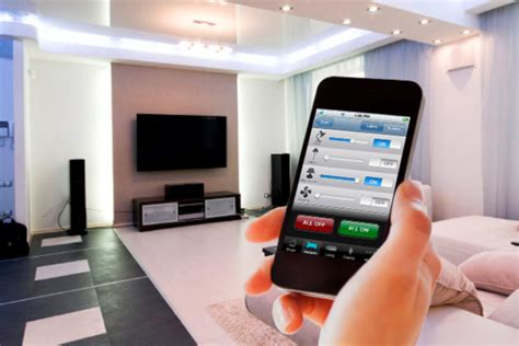 advantages of smart home automation furniture door