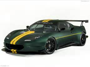 Lotus Race Lotus Evora Cup Race Car 2010 Car Picture 01 Of 8