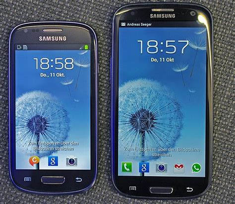 themes galaxy s3 mini galaxy s3 mini angetestet smartphone mit vielen