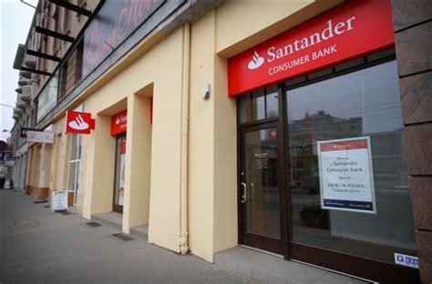 tel nr santander consumer bank santander consumer bank s a serwis prasowy materiały