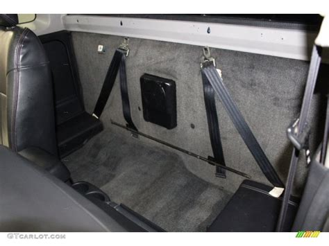 2001 nissan frontier seats 2001 nissan frontier sc v6 king cab 4x4 rear seat photo