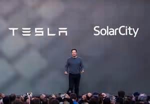 Solar City And Tesla Shareholders Ok Tesla Solarcity Merger