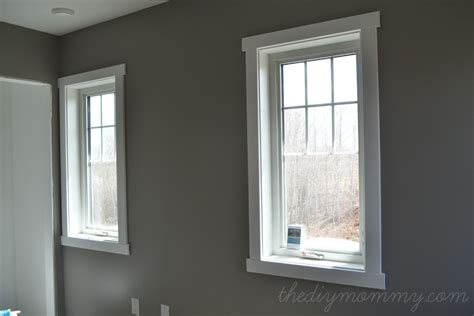 Window Trim Remodelaholic How To Frame A Window Tutorials Tips